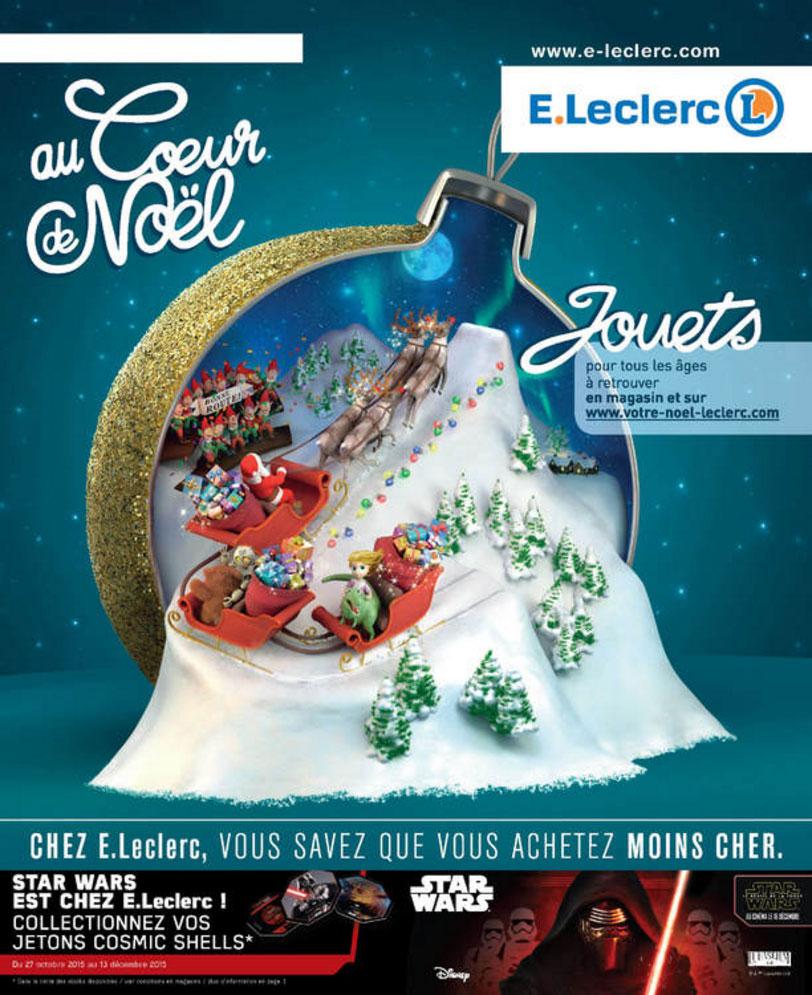 Feuilletez le catalogue Leclerc Jouets de Noël 2015 en