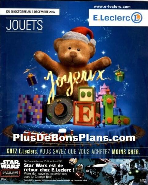 prospectus jouet noel 2018 leclerc Le catalogue Leclerc Jouets de Noël 2016 à feuilleter en ligne  prospectus jouet noel 2018 leclerc