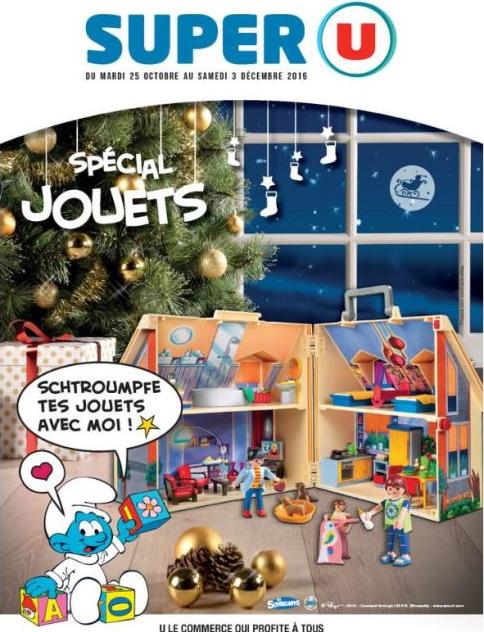 jouet noel 2018 super u Feuilletez le catalogue Super U de Jouet 2017 en ligne   CatalogueVPC jouet noel 2018 super u